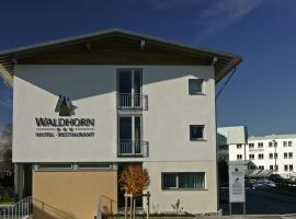 Hotel Waldhorn, Kempten