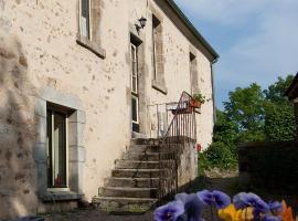 Hotel Camping Sur Yonne, Épiry (рядом с городом Corbigny)