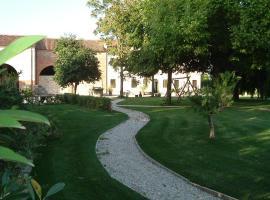 Agriturismo La Sophora, Montegaldella (Villaganzerla yakınında)
