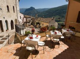 Hotel Rocca Ranne, Montefranco