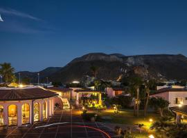 Hotel Eros, Vulcano