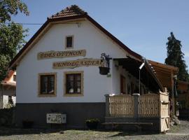 Édes Otthon Vendégház, Nagybörzsöny (рядом с городом Ipolytölgyes)