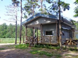 Villa Björn, Hitis (рядом с городом Kasnäs)