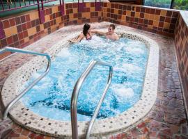 Evergreen Resort, Cadillac (Near Caberfae Peaks)