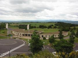 Hôtel des Volcans, Шамп (рядом с городом Aigueperse)