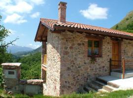 Apartamentos Rurales Vista del Sueve, Tresano (Peruyes yakınında)