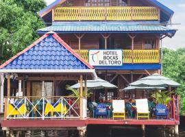 Hotel Bocas del Toro, Bocas del Toro -stad