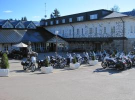 Linna Hotelli/Hartola Golf, Хартола (рядом с городом Pohjola)