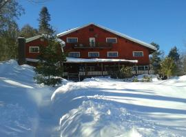 Auberge The Parker's Lodge Inn, Val-David (Saint Adolphe D'Howard yakınında)