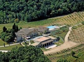 Tenuta La Borriana, Carmignano