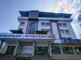 Hotel Mayura International, Hassan (рядом с городом Alūr)