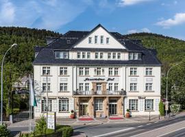 Hotel Neustädter Hof, Schwarzenberg (Beierfeld yakınında)
