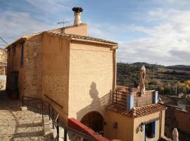 Apartamentos Casa Villa Stata, Estada (El Grado yakınında)