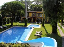 Hotel Boutique Hacienda La Villa Real