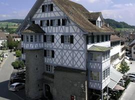 Hotel Restaurant zum goldenen Kopf, Bülach
