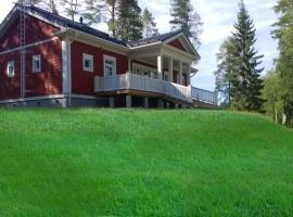 Löydön Kartano Villas, Миккели (рядом с городом Löytö)