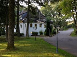 Waldhotel Wilhelmshöhe, Freudenberg (Wenden yakınında)