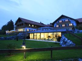 Hotel Auf der Gsteig GmbH, Lechbruck (Bernbeuren yakınında)