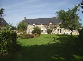 Chambres d'Hotes Les Sageais, Baguer-Morvan (рядом с городом Bonnemain)
