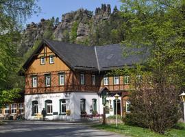 Hotel Gondelfahrt, Kurort Jonsdorf