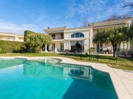 Villa Le Spagnol, Ницца (рядом с городом Сан-Исидор)