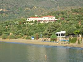 Skoutari Beach Hotel, Skoutarion