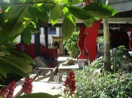Casa Sofia Inn, Unitedville (Cool Shade yakınında)