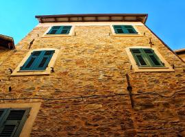 Montegrazie Apartment, Imperia (Villa Viani yakınında)