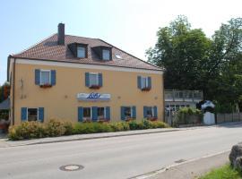 Gasthof Löhr, Landau an der Isar (Lappersdorf yakınında)