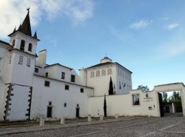 Pousada Convento de Vila Viçosa, Вила-Висоза