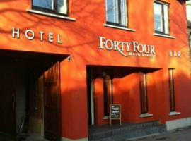 Forty Four Main Street, Swords