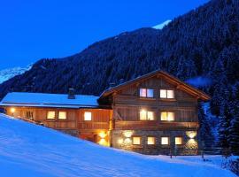 Chalet Alpenrose Bio Wellness Naturhotel