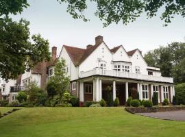 Chartridge Lodge, Chesham (рядом с городом Грэйт-Миссенден)