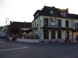 Auberge des 7 Ecluses, Rogny (рядом с городом Блено)