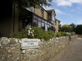Tregondale Manor Farm, Liskeard (рядом с городом Quethiock)