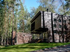 Eco-Hotel Altika, Ust'-Muny