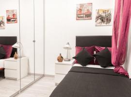 Apartment Deluxe Red, Барселона (рядом с городом Montjuich)