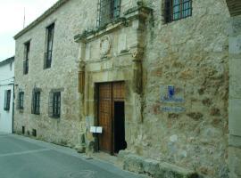 Hostería Casa Palacio, Uclés (рядом с городом Rozalén del Monte)