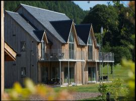 Mains of Taymouth Country Estate 5* Gallops Apartments, Кенмор