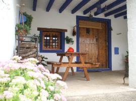Mas de Tenesa, Benasal (рядом с городом Villafranca del Cid)