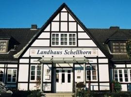 AKZENT Hotel Landhaus Schellhorn, 셀혼