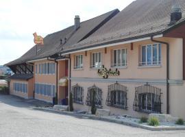 Motel La Poularde, Romont