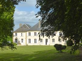 Maison d'hôtes Le Château de Puxe, Puxe (рядом с городом Jarny)