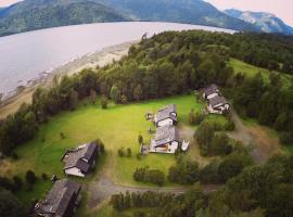 Cabaña Yelcho en la Patagonia