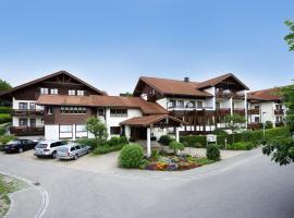 Concordia Wellnesshotel & SPA, Oberstaufen