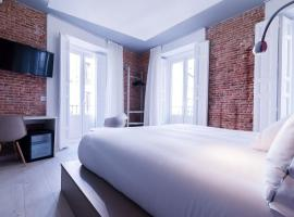 B&B Hotel Madrid Centro Fuencarral 52