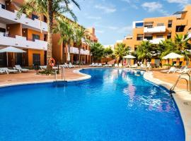 Apartamentos Turisticos Parque Tropical, Vera