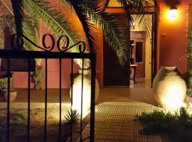 Casona del Pino, Hotel Boutique, Fiambala