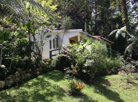 Ranchitos Del Quetzal, Purulhá (рядом с городом San Jerónimo)