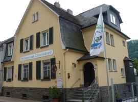 Weingut Am Löwenkopf, Kaub (nära Oberwesel)